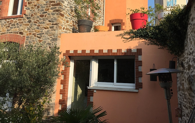 Enduit mur & façade