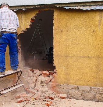 Une entreprise de maçonnerie spécialiste de la rénovation