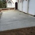 Terrasse béton La Baule